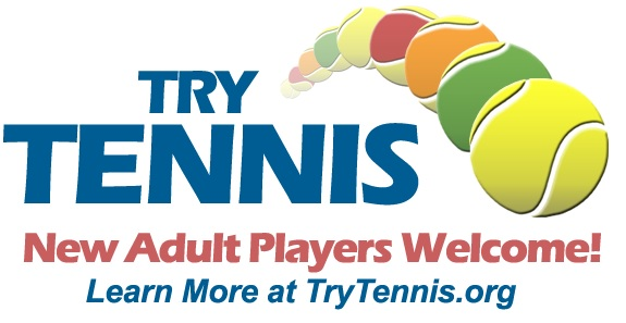 Try Tennis - New Adult Players Welcom!